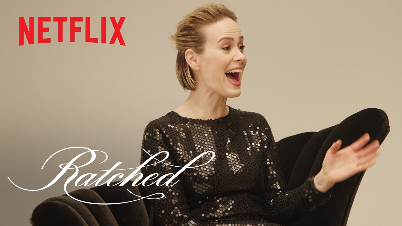 Download Ratched Cast Reads A 1940's Guide To Hiring Women | Netflix