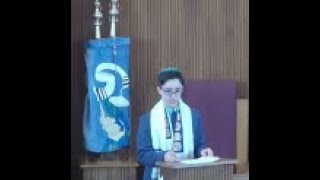 Leo Davis becomes a Bar Mitzvah - Saturday, April 4, 2020 - Temple Brith Achim - King of Prussia, PA