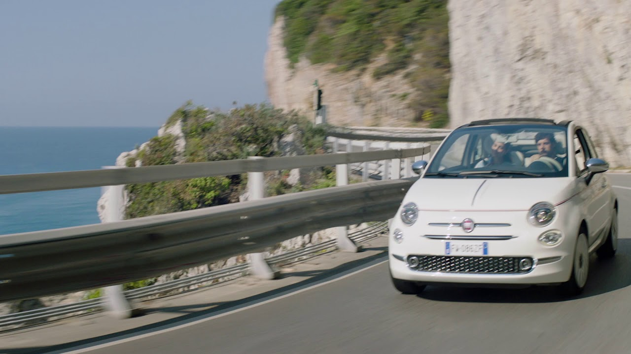 Fiat 500 Dolcevita The Most Beautiful Journey Comes To An End In Rome
