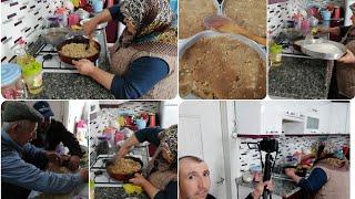 Yağlı helva nasıl yapılır Şadiye anne yemekleri
