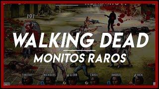 Walking Dead: App: Monitos Raros Por Kernozky Semental