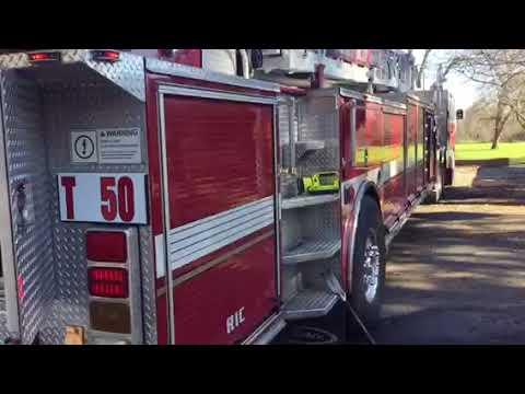 Sacramento Metro Fire Battalion 9 training