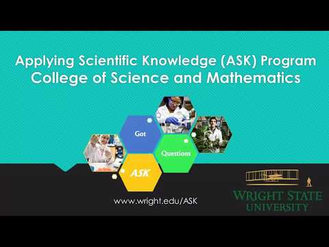 ASK Program Faculty Overview