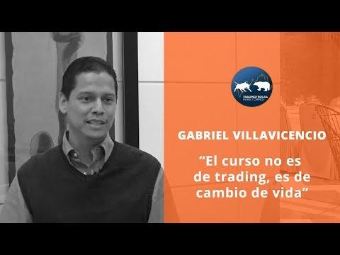"""GABRIEL - """"EL CURSO NO ES DE TRADING, ES DE CAMBIO DE VIDA"""""""