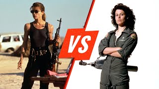 This month linda hamilton returns to the big screen as sarah connor for first time since 1991's 'terminator 2: judgment day' and we're pumped you a...