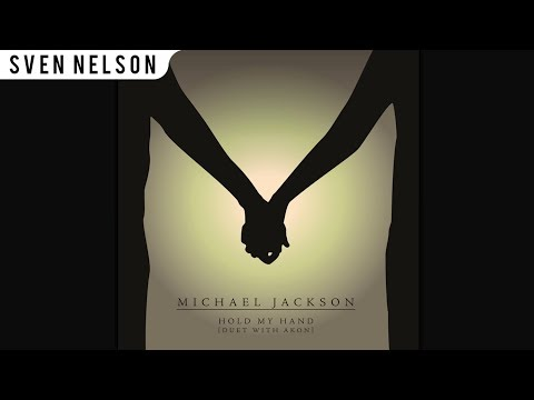 Michael Jackson - 03. Hold My Hand {Duet with Akon} (Alternate Mix) [Audio HQ] HD