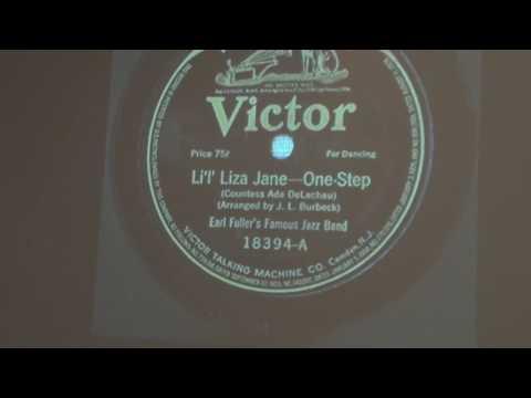 Library of Congress' National Jukebox Presentation