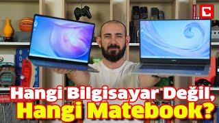 Hangi Bilgisayar Değil, Hangi Matebook?