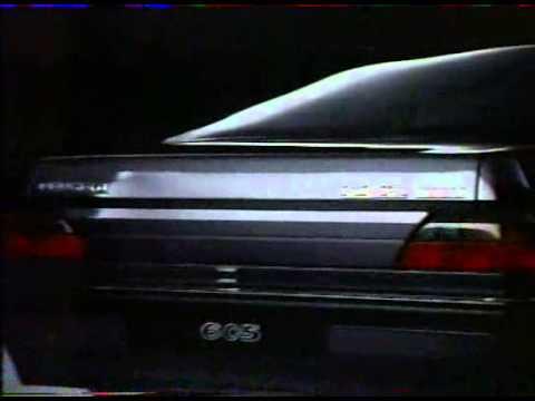 Peugeot 605 publicité