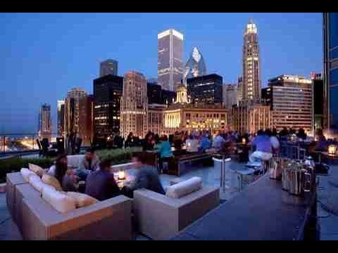 Cindy's Downtown Chicago Rooftop Restaurants Near Millennium Park