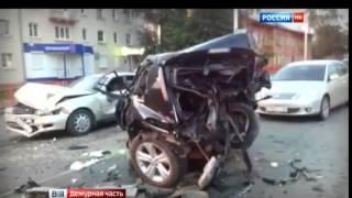 Свежие Новости Россия 29 июля В Иркутской области ДТП совершила дочка депутата