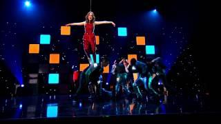 "Ally ""Dance Like Nobody"