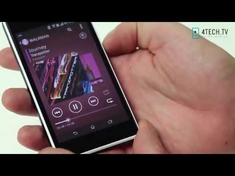 Sony Xperia E1 Dual - recenzja test smartfona z Androidem