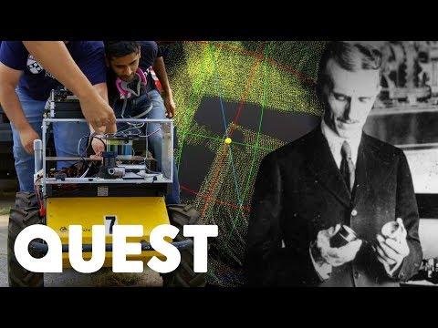 Exploring Tesla's Legendary Lab For Hidden Inventions | Secrets Of The Underground