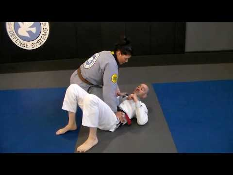 BJJ West Hartford 3 Escape Options from Knee on Belly