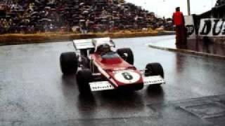 GRAND PRIX MONACO 1972.