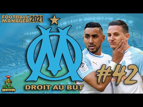 LYON DERBY | Olympique de Marseille | #42 | Football Manager 2021