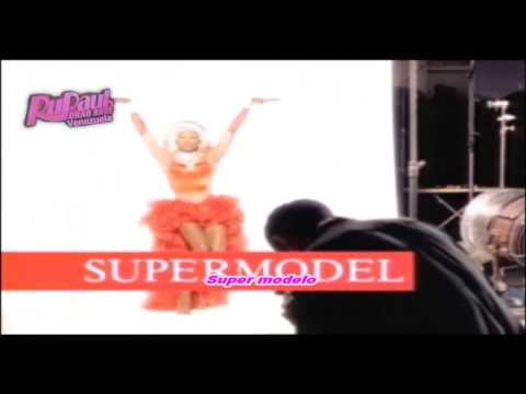 Rupaul Supermodel (You Better Work)...