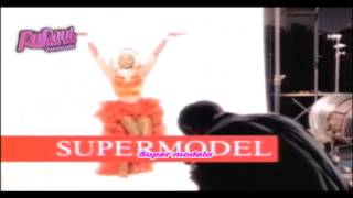 Rupaul Supermodel (You Better Work) Subtitulado