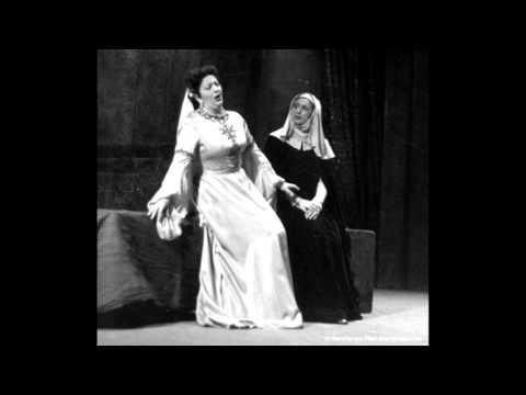 Early music singing vs. operatic singing