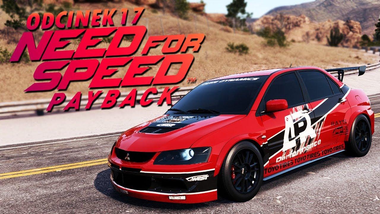 Need for Speed Payback PL (DUBBING) #18 – EVO Z TOKIO DRIFT! – PC