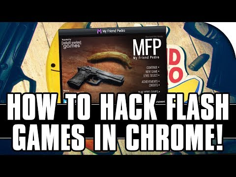 How To Hack Flash Games In Chrome With Cheat Engine [Game: MFP - My Friend Pedro (2014)]