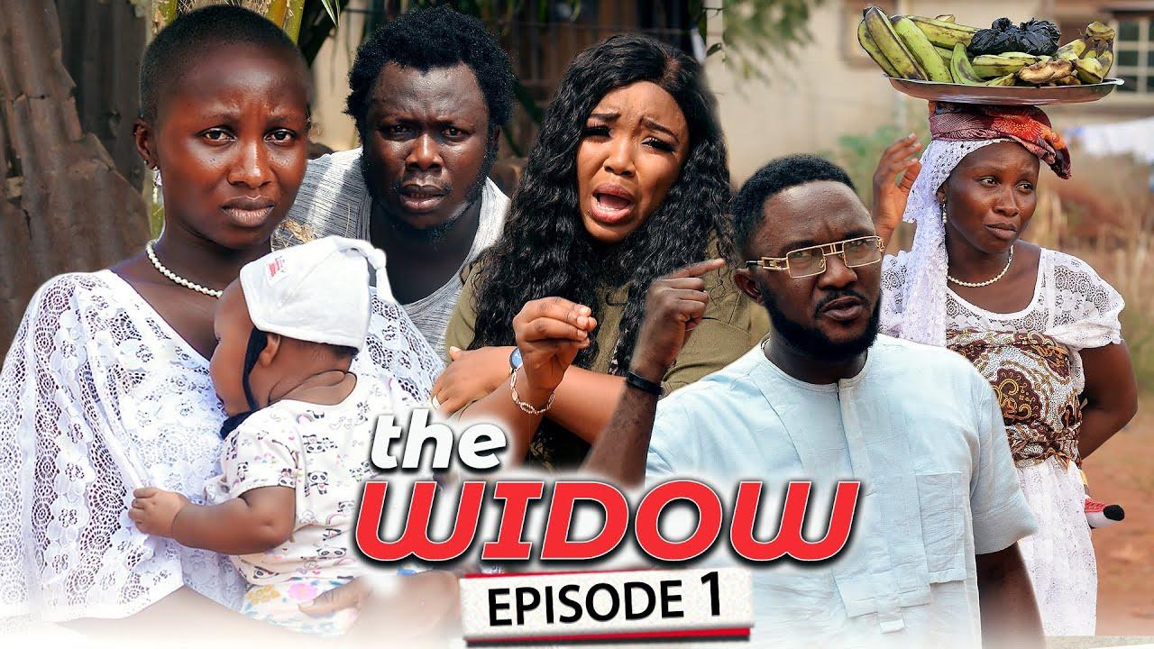 Download THE WIDOW EPISODE 1 (New Movie) Sonia Uche & Rhema Isaac 2021 Latest Nigerian Nollywood Hit Movie