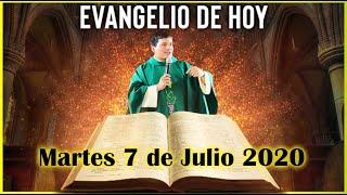 EVANGELIO DE HOY Martes 7 de Julio de 2020 con el Padre Marcos Galvis