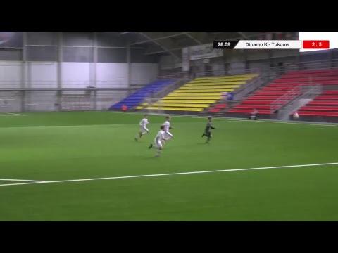 Dinamo Kyiv (Ukraine) – Tukums (Latvia) II