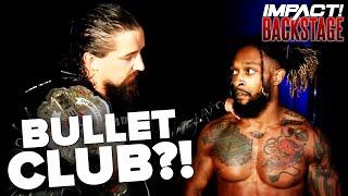 Jay White RECRUITS Chris Bey! Kenny Omega INTERRUPTS Josh Alexander | IMPACT Wrestling Backstage