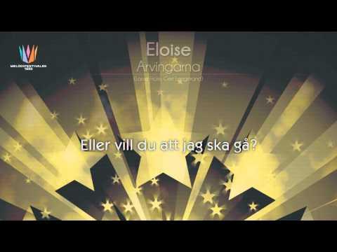 """[1993] Arvingarna - """"Eloise"""""""