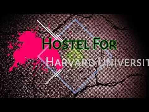 Hostel For Harvard University's Students