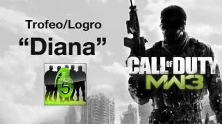 Repeat youtube video Modern Warfare 3 | Trofeo/Logro ¡Diana!