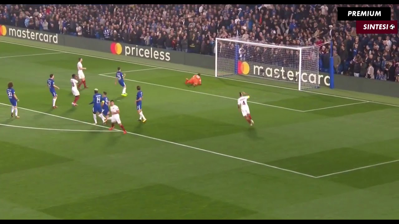 Download Chelsea-Roma 3-3 All goals & highlights