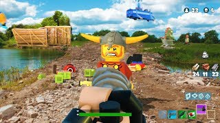 LEGO Fortnite | First Person Action