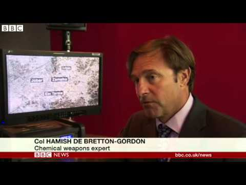 BBC News   Syria 21 August attack  Frank Gardner on what we know