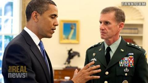 McChrystal faces 'Iraq' moment