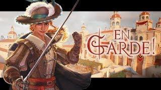 En Garde! - Trailer (Student game, 2018)