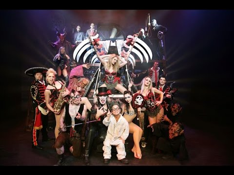 Circus Archaos - Tour of Metal Clown - Full Show (Heavy Metal Circus)