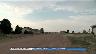 Neighbors upset about proposed power lines from Pueblo West to Cañon City