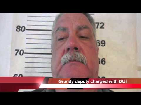 Joe Greenwell arrested, fired from Grundy County Sheriff's Office