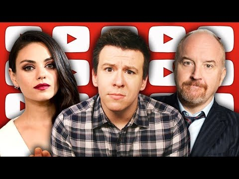Thumbnail: WOW! HUGE Allegations Against Louis C.K. Blow Up, The Jim Beam Boycott, and more...