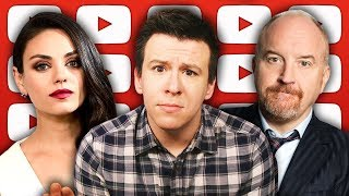 WOW! HUGE Allegations Against Louis C.K. Blow Up, The Jim Beam Boycott, and more... thumbnail