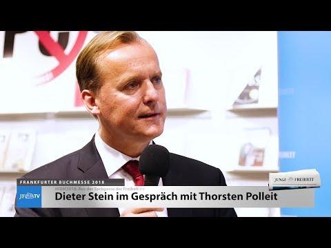 Ludwig von Mises - Thorsten Polleit im Gespräch mit Dieter Stein (#FBM2018)