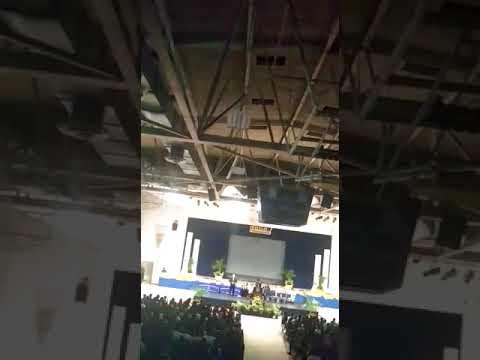 Pompano Beach Middle school Graduation