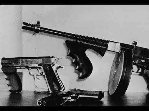 The Most Expensive Gangster Guns - Prehistoric