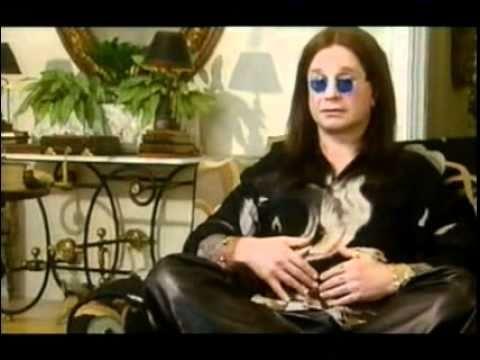 Ozzy Osbourne on Oliver Reed