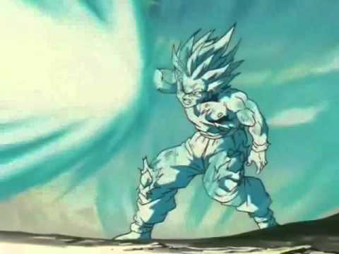 Dragon Ball Z - Linkin Park - Leave Out All The Rest
