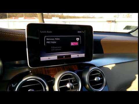 2015 Mercedes-Benz GLC and TuneIn Radio not working