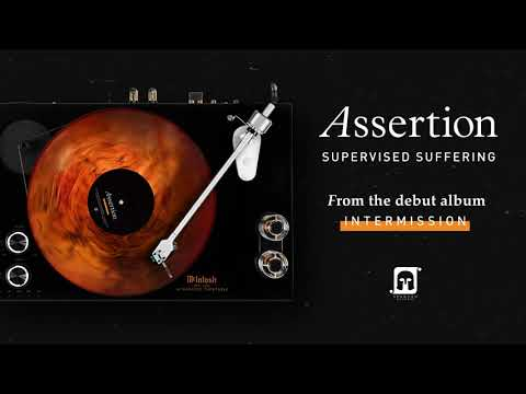"Assertion - ""Supervised Suffering"" (Official Audio) - Available Now"